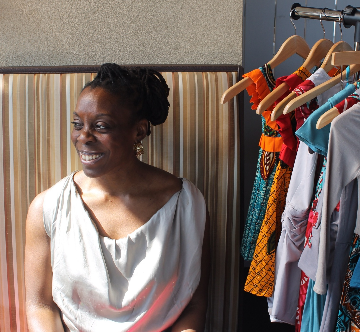 Amanda Rabor, Isossy Children, GUEST JUDGE of #amazingaprons