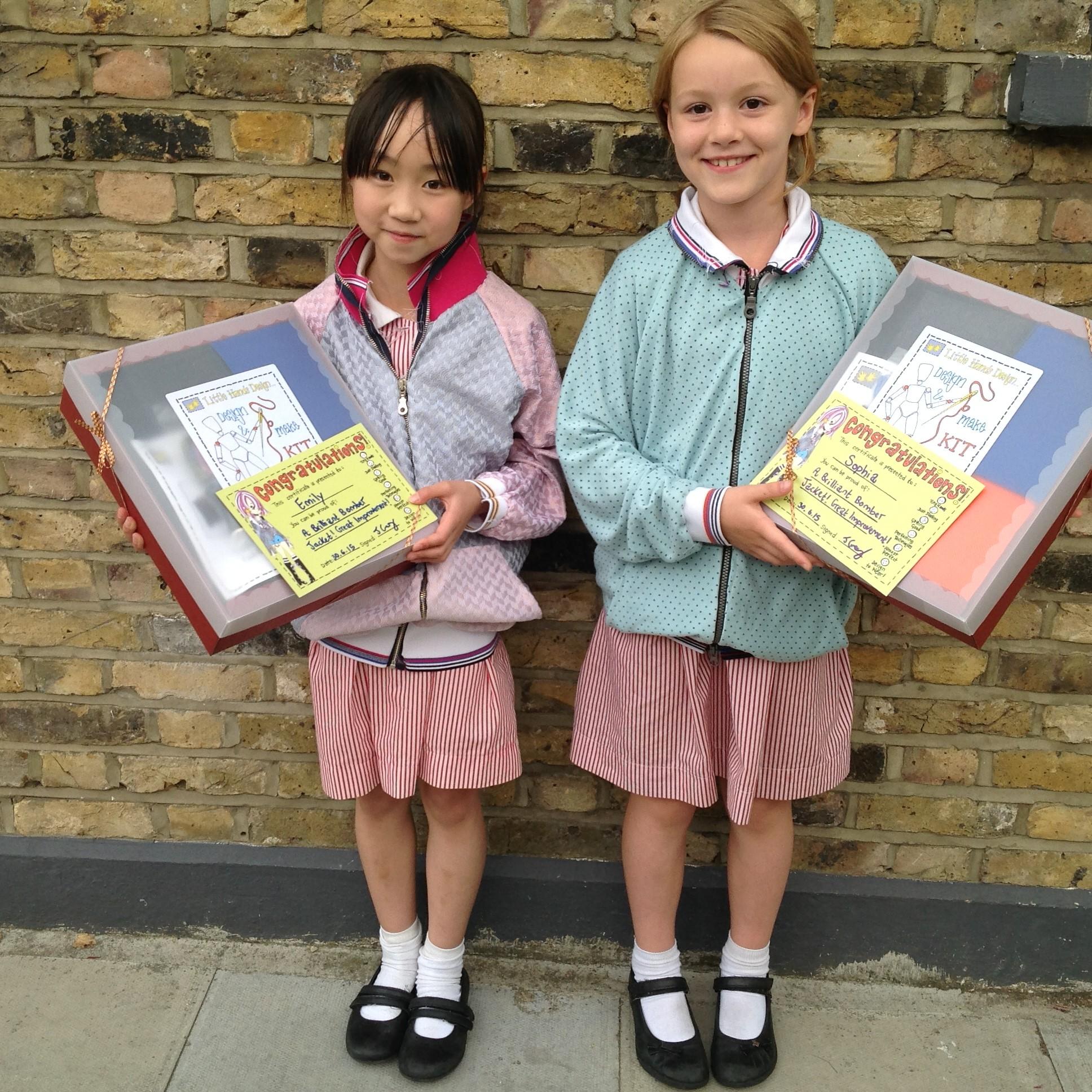 Summer Term 2015 Prize Winners!