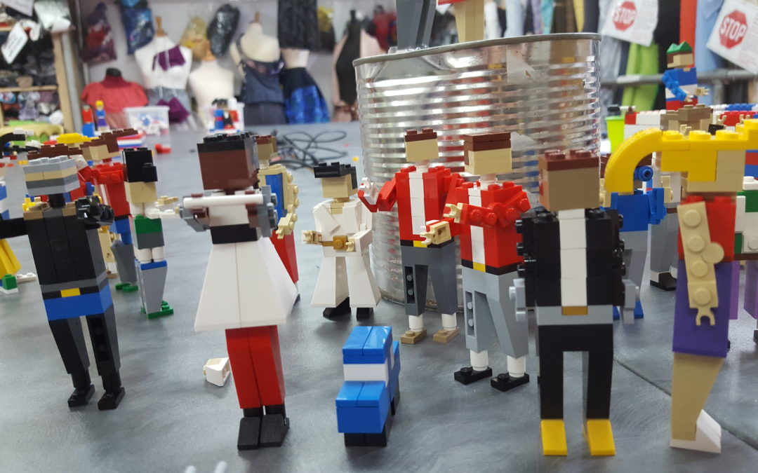 Modular Lego Competition Summer Holiday Round!
