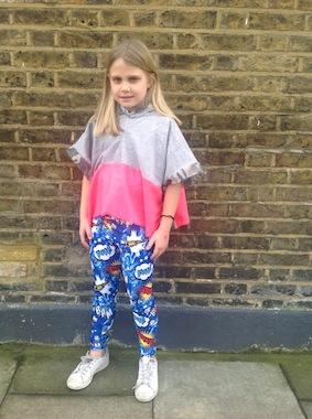 Theresa comp hoodie and leggings