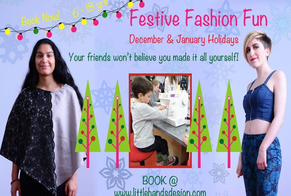 Festive Fashion Fun