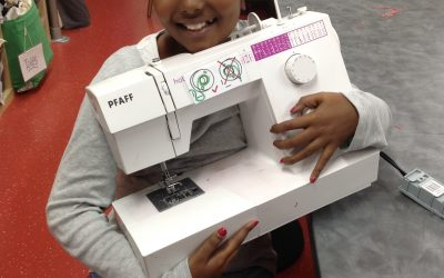 You are thinking about giving your child a sewing machine for Christmas/Chanukah?
